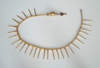 Collaret d'or de la Valleta del Valero