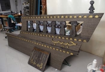 Pirate ship set