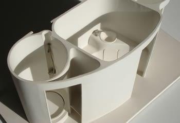 Proyecto de baño industrial