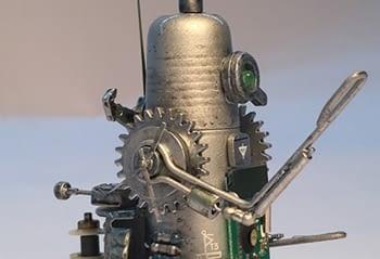 """Robot ConfiA7 """"hecho en casa"""""""