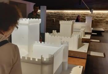 Centro de Interpretación de los castillos de Fuensaldaña
