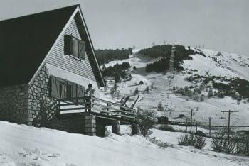 Baqueira, década de los 60