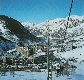 Baqueira 1983-1984