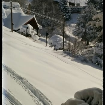 Esquiando hasta Multi