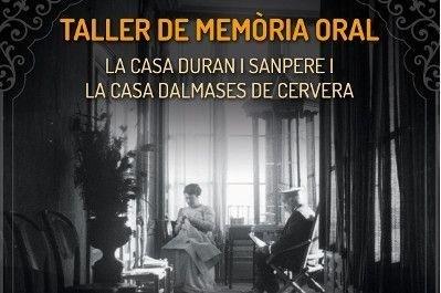 Taller de memòria oral