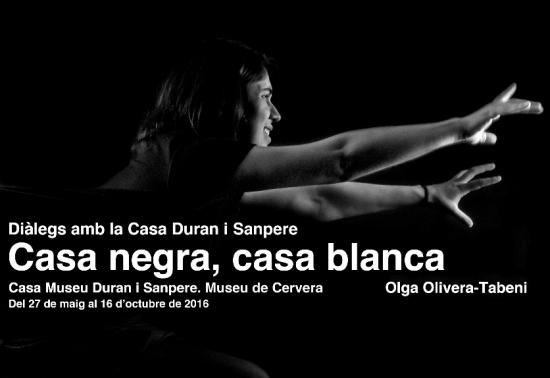 Galeria d'imatges de Diàlegs amb la Casa Duran. Casa negra, casa blanca
