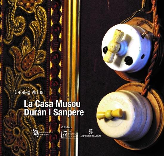 Catàleg virtual de la Casa Duran i Sanpere