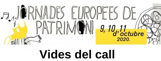 Vides del call: #Balguer #Tàrrega i #Cervera