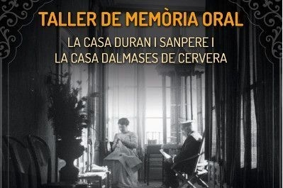 Taller de memoria oral