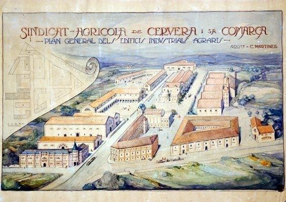 La antigua harinera de Cervera. Proyecto de investigación oral e inventario de la maquinaria.