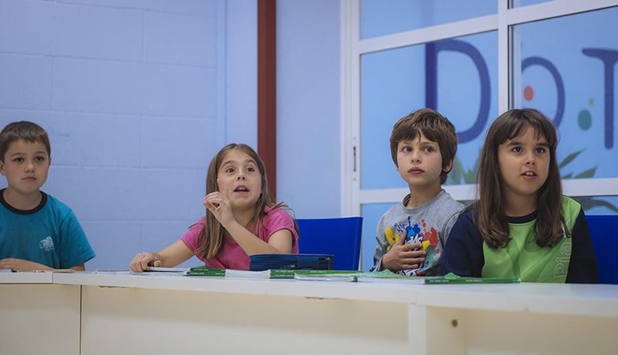 Anglès Junior (de 7 a 11 anys)