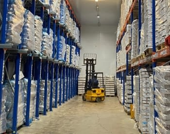 ONDARA LOGISTICA INVESTES 1.000.000.-€ TO REPLACE THE COLD EQUIPMENT IN ITS LOGISTICS WAREHOUSE IN CALDES DE MALAVELLA (GIRONA)