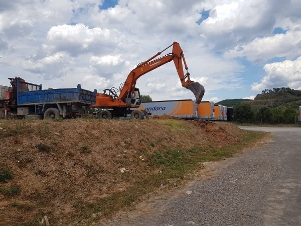 STARTING THE WORKS FOR THE EXTENSION OF THE AVINYÓ COLD STORE