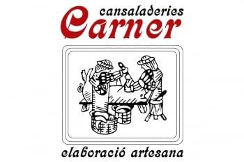 Logo CANSALADERIES CARNER