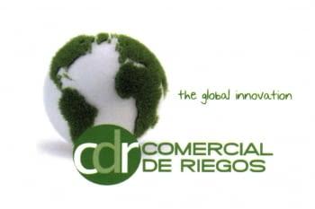 Logo COMERCIAL DE RIEGOS