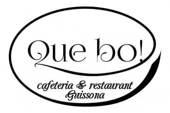 Logo QUE BO