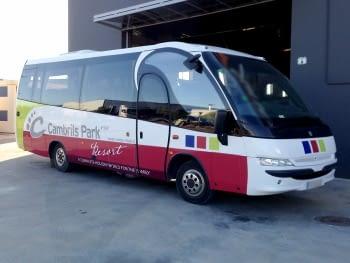 Bus Cambrils Park 1