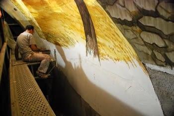 Pintura Mural Al Fresc - Artis