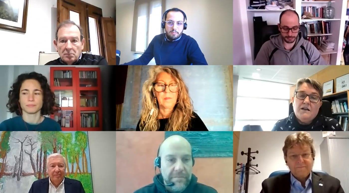 Els Ateneus Cooperatius de Catalunya s'adhereixen a la xarxa de Reempresa