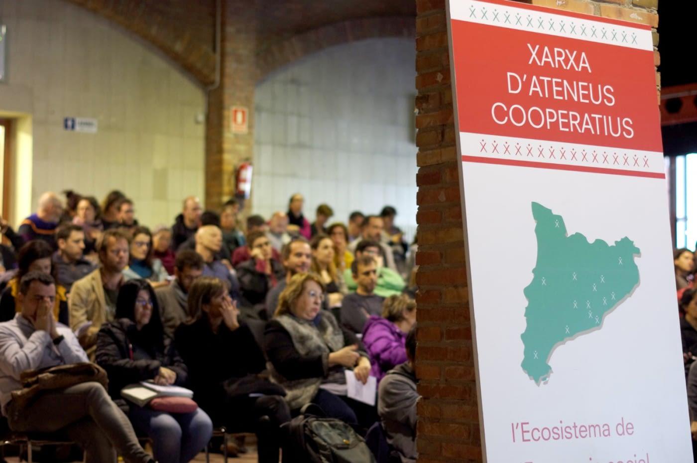 Els ateneus cooperatius van acompanyar 890 nous projectes d'economia social durant el 2020 malgrat la pandèmia