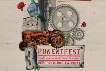 La 3a Ponent FEST recupera el format presencial amb un acte de cloenda aquest dissabte 5 de juny