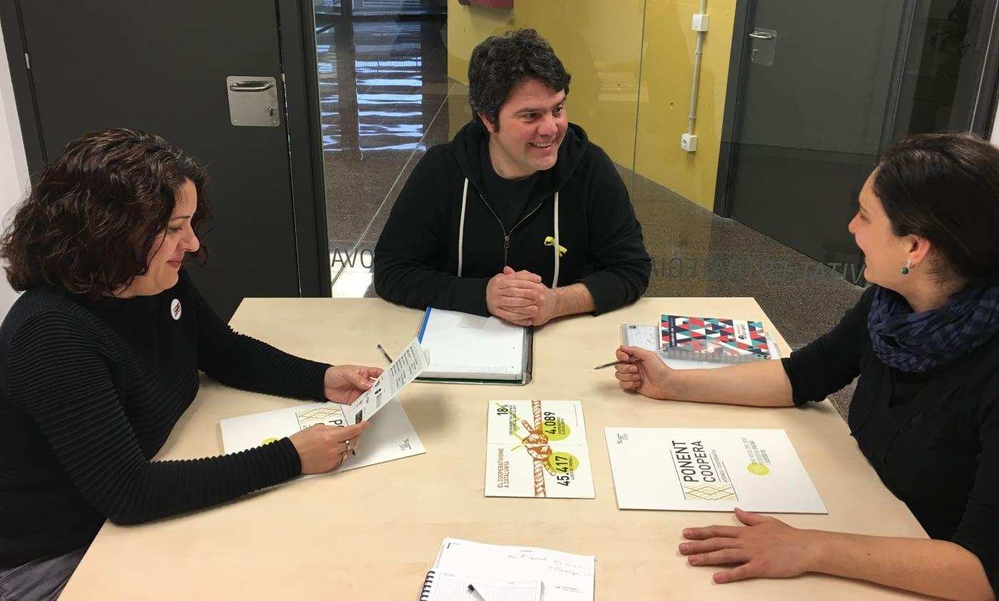S'inicia un projecte de col·laboració entre Ponent Coopera i el CEI Balaguer