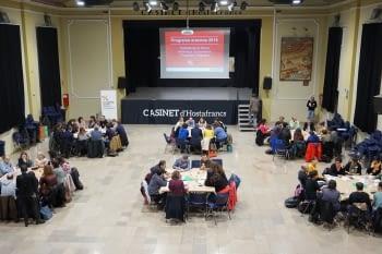 Ponent Coopera participa en la trobada de la xarxa d'ateneus cooperatius i projectes singulars