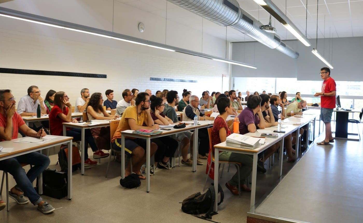 Inici de la 1ª edició del Títol d'especialització en Economia Social i Solidària de la UdL impulsat per Ponent Coopera