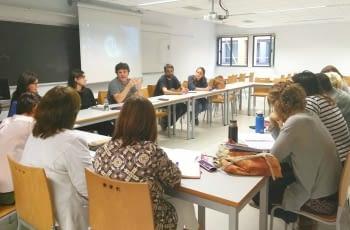 Ponent Coopera impulsa l'equip ICE d'Economia Social i Solidària a la UdL amb la participació d'una vintena de docents de Ponent