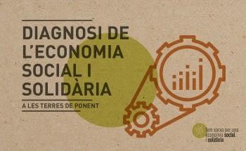Ponent compta amb la primera diagnosi d'Economia Social i Solidària