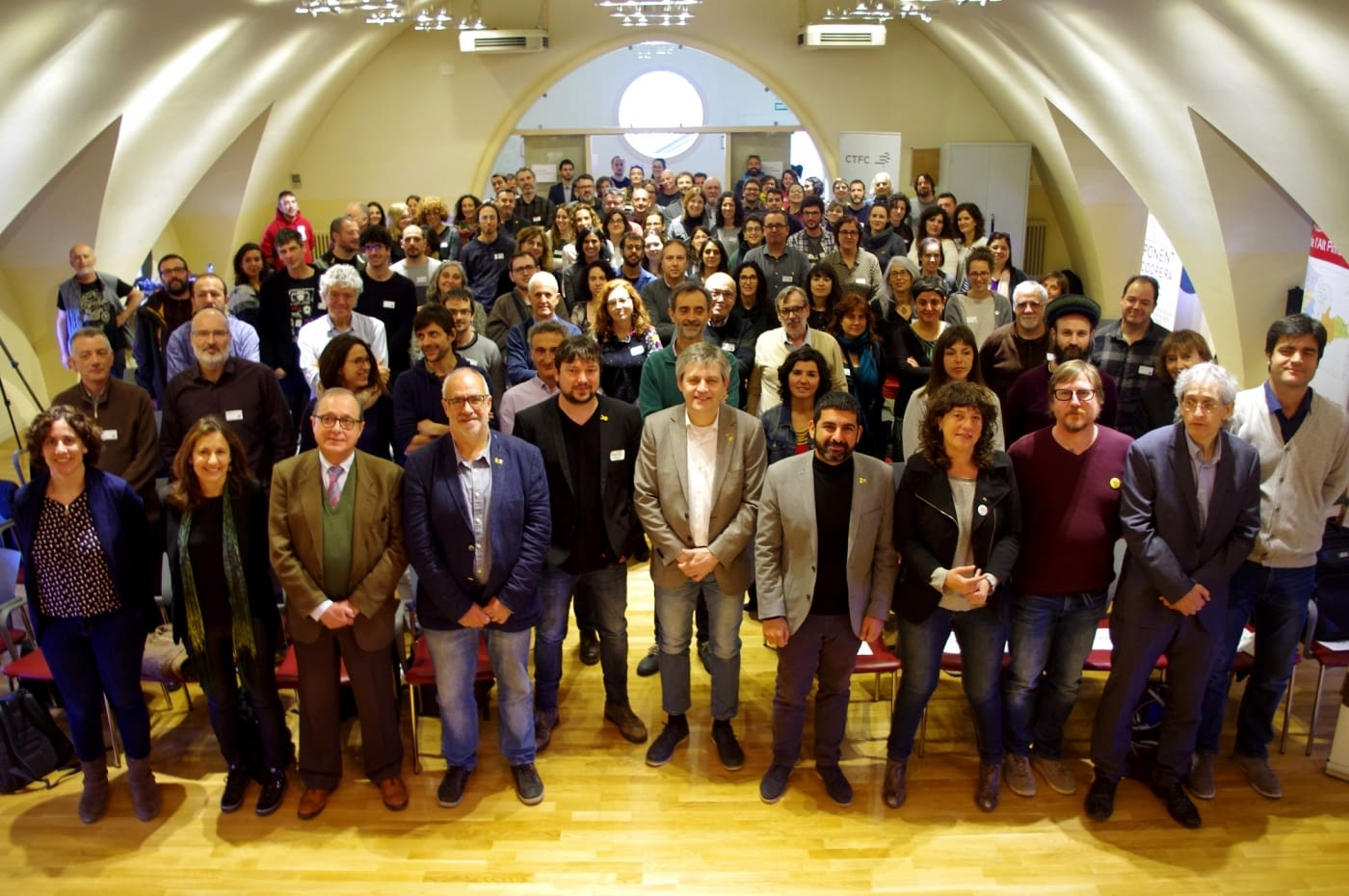 Ponent Coopera participa en una trobada a Solsona amb els Grups d'Acció Lider per compartir experiències en economia social i desenvolupament local