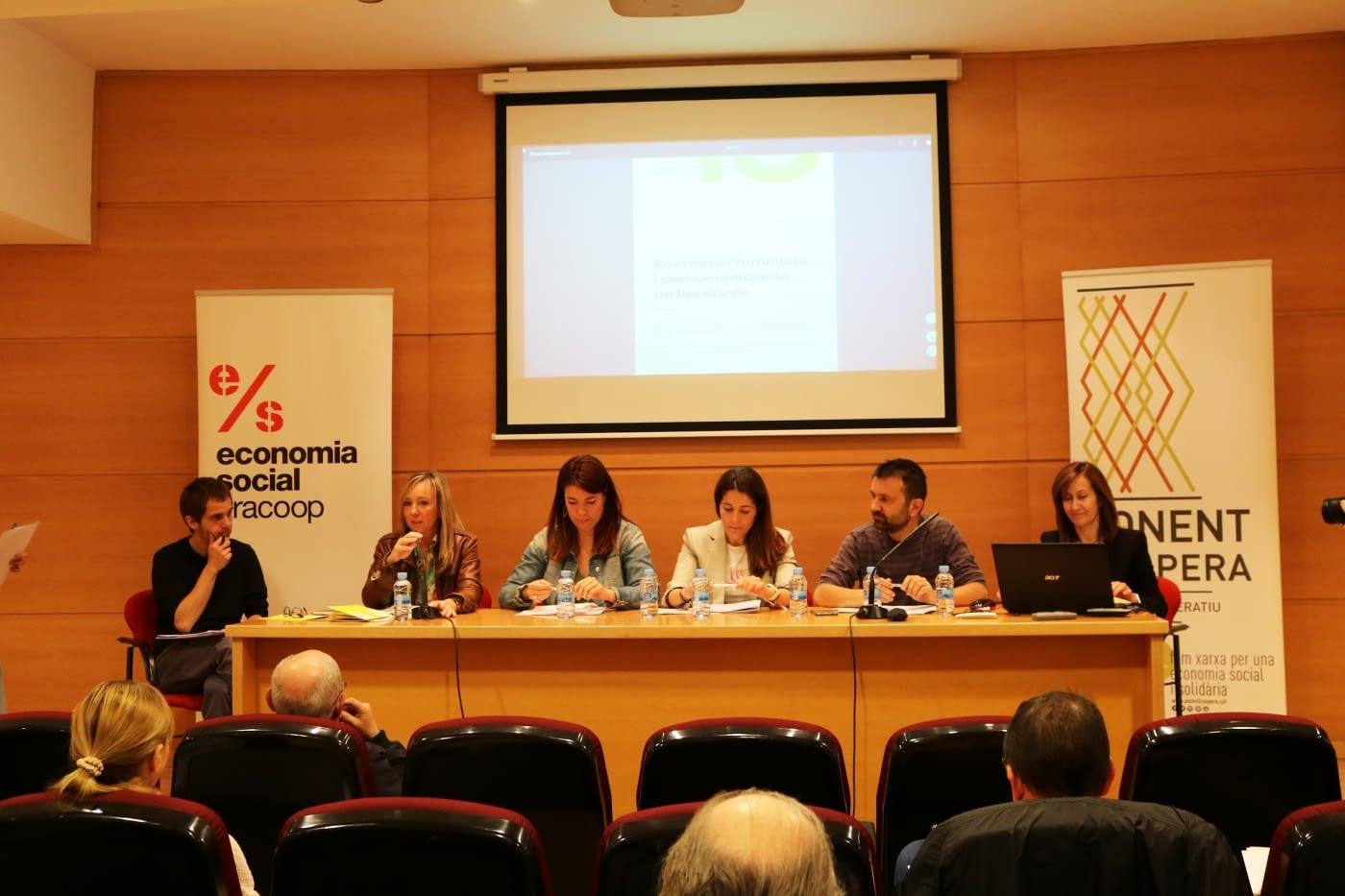 Ponent Coopera i la Federació de Cooperatives de Treball presenten les 10 mesures per cooperativitzar els municipis