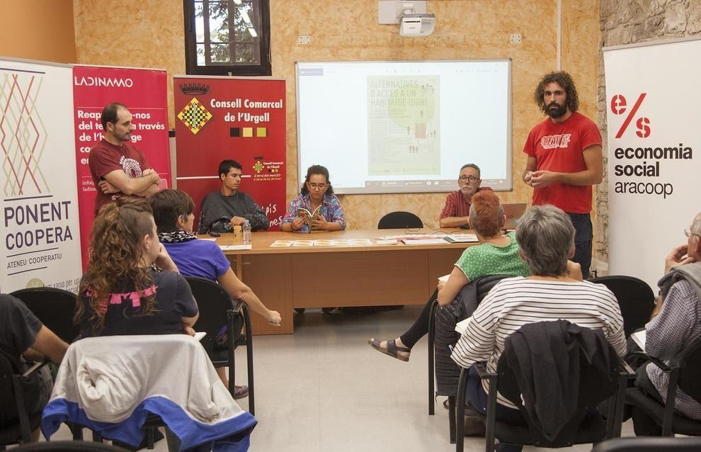 L'Urgell crearà una borsa d'habitatge i impulsarà models com les cooperatives