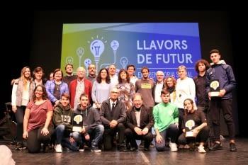 Felix Finkbeiner, fundador de Plant for the Planet i els projectes Ethical Time i ImaGym protagonistes de la jornada d'emprenedoria Llavors de futur impulsada pel Grup Alba i Ponent Coopera