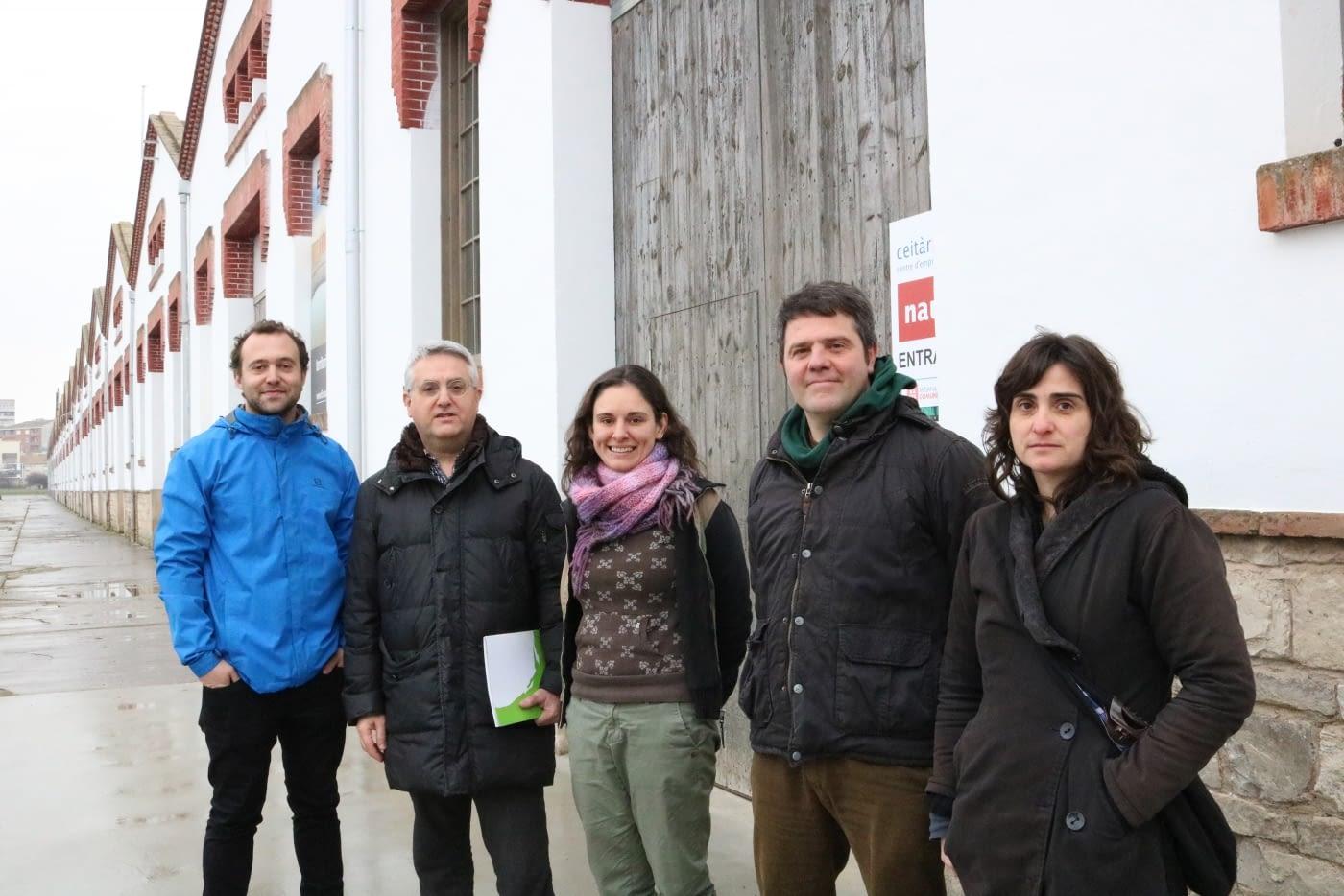 Primera Taula Territorial per l'Economia Social, Solidària i Cooperativa de Ponent