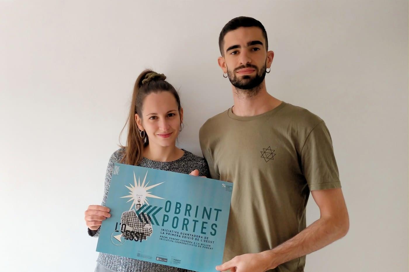 L'Associació Obrint Portes guanya el Premi L'OESST 2020