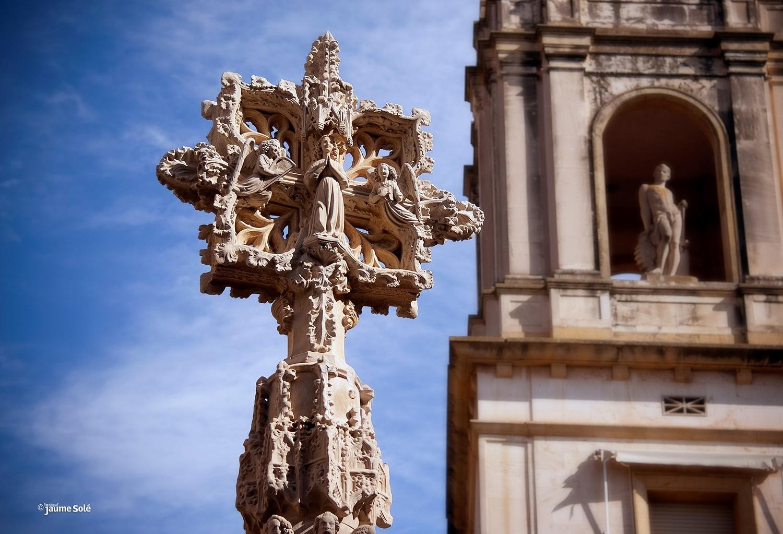 Creu del Terme. Tàrrega (Lleida)