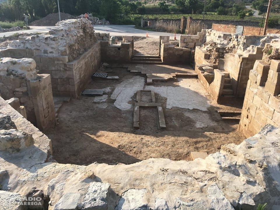 Finalitza la segona fase d'excavació arqueològica al Convent Dominic del Roser de Ciutadilla