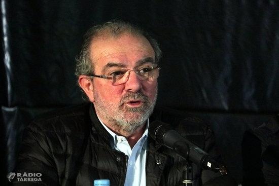 Reñé dimitirà avui com a president de la Diputació de Lleida, nou dies després de ser detingut