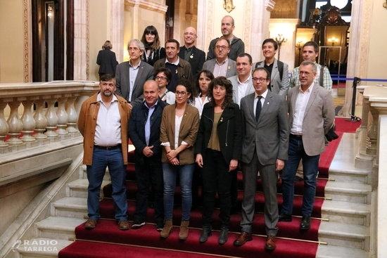 El Parlament dona llum verda a la tramitació de la Llei d'espais agraris