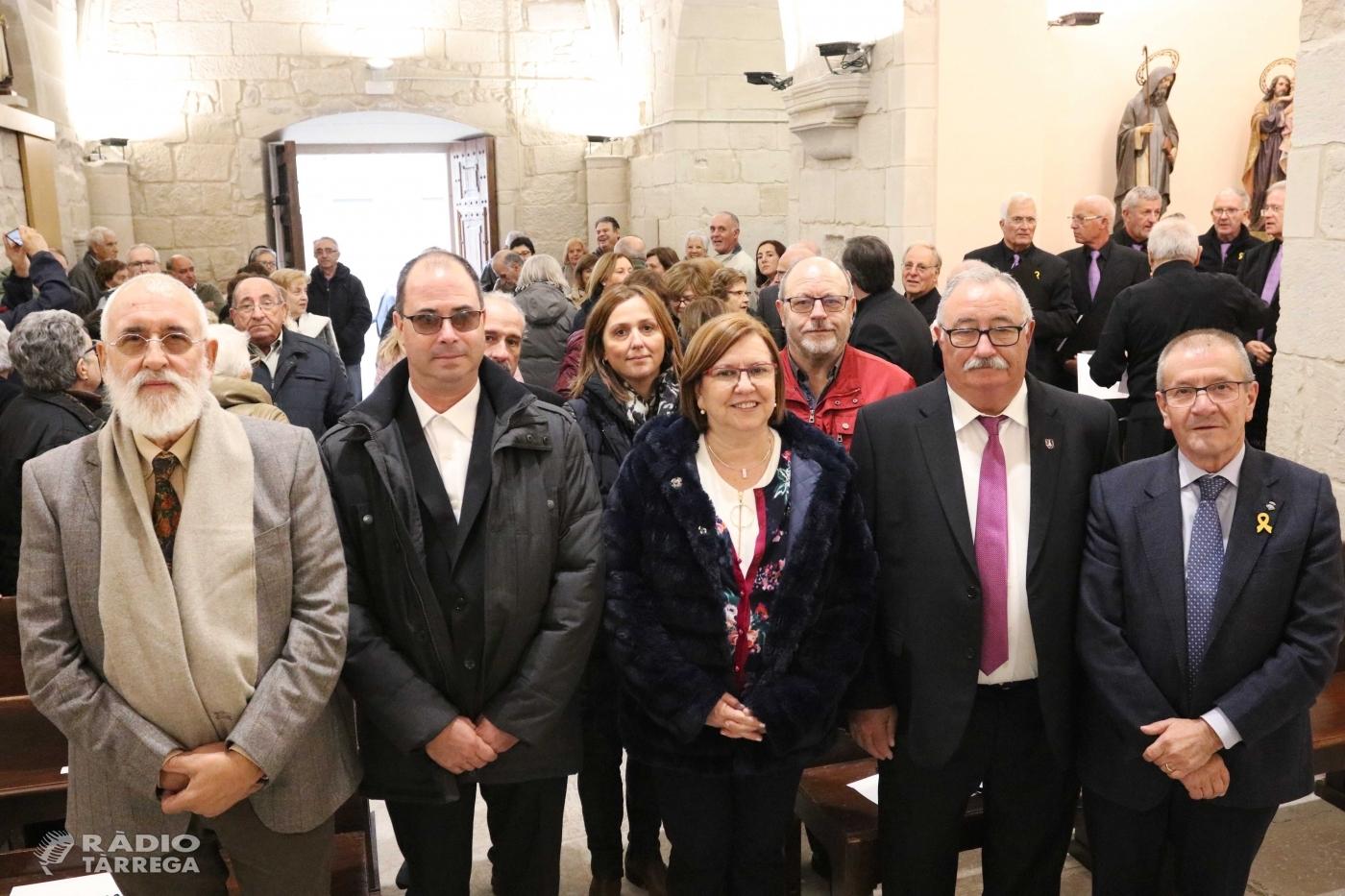 Llorens de Rocafort recupera la seva església tancada durant 3 anys per obres