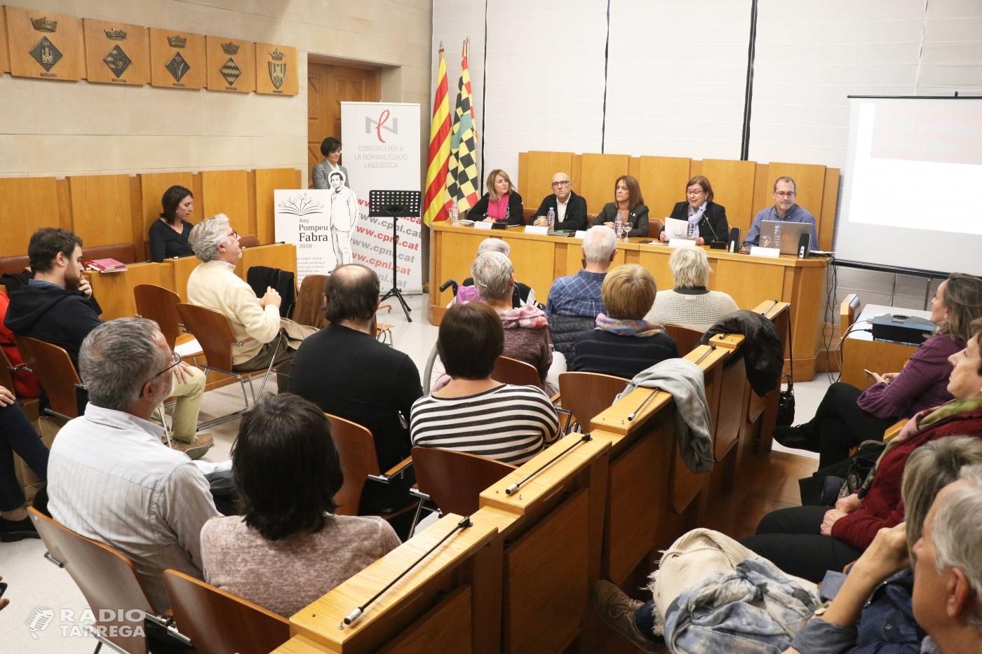 Tàrrega celebra l'Any Fabra amb una conferència del professor universitari David Paloma