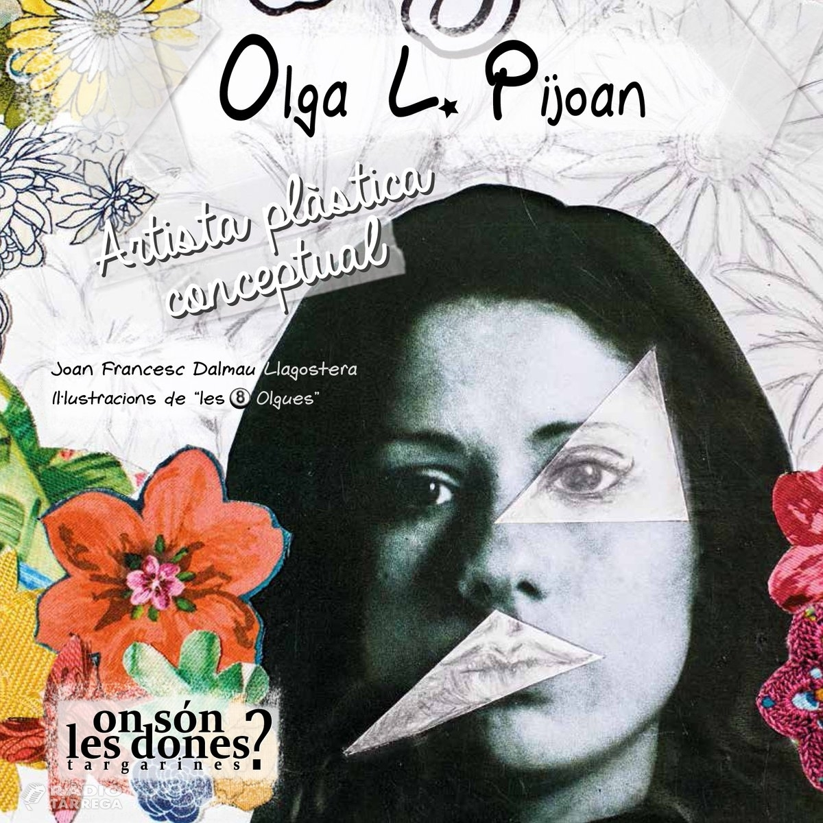 Tàrrega edita un llibre que divulga la trajectòria vital i artística de la creadora plàstica Olga L. Pijoan, nascuda a la ciutat