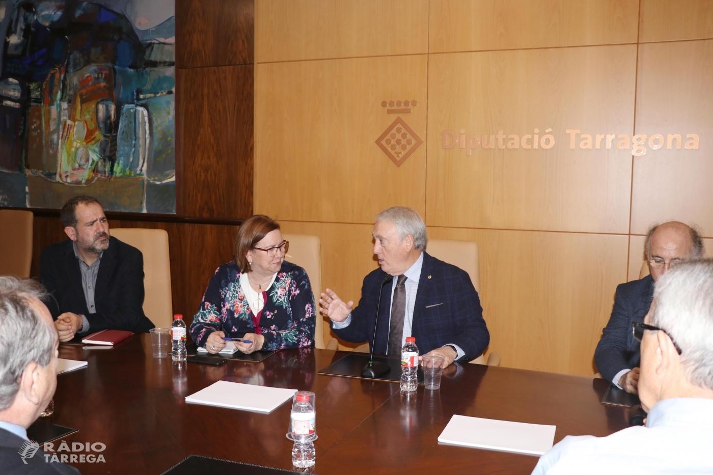 La Diputació de Lleida implementarà al territori la plataforma ACTIO de la Diputació de Tarragona