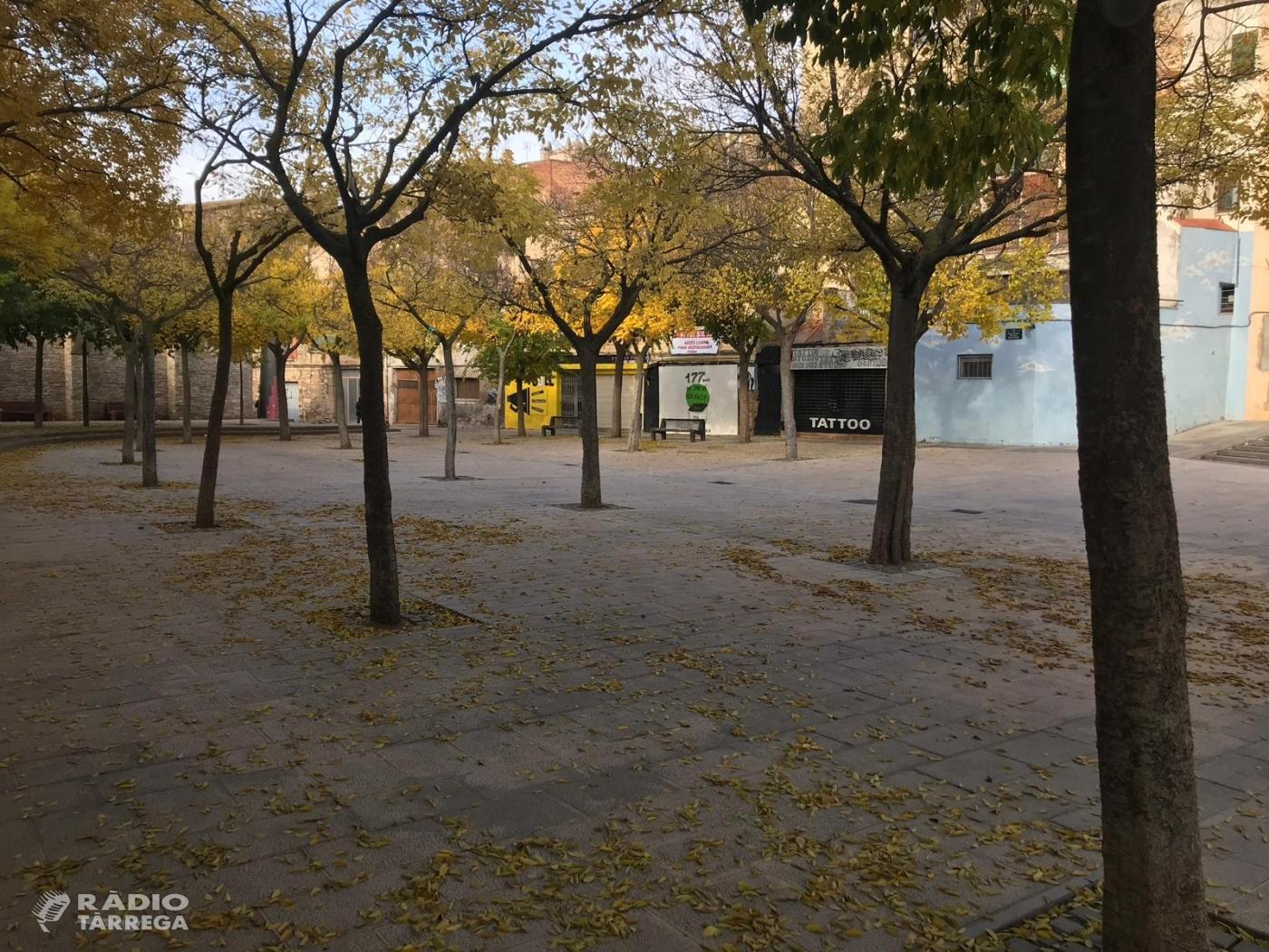 La Soll demana recuperar el parc infantil de la Plaça de les Nacions Sense Estat