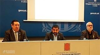 Treball, Afers Socials i Famílies destina aquest any 15,8 milions d'euros a serveis socials a les comarques de Lleida