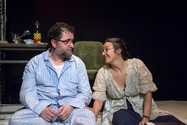 """La comèdia """"Espacio disponible"""" de Perigallo Teatro, propera cita del cicle escènic de Tàrrega el diumenge 25 de novembre"""