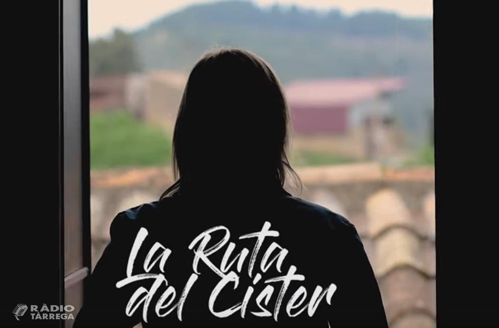 La Ruta del Cister presenta el vídeo promocional a través de les xarxes socials