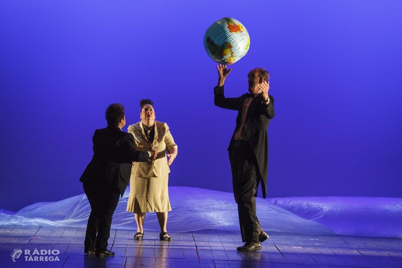 """El projecte teatral """"InCursió Social"""" de Juneda torna a Tàrrega el dissabte 1 de desembre amb una peça que promou la conscienciació ecològica"""