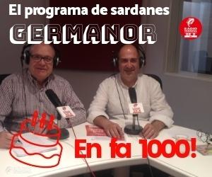 El programa de sardanes Germanor de Ràdio Tàrrega arriba als 1000 programes